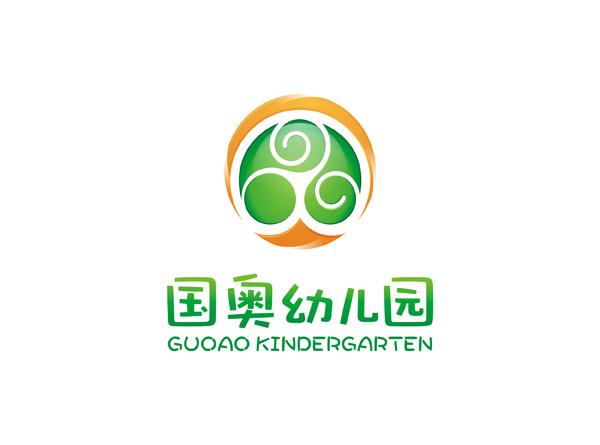 国奥幼儿园的标志及vi视觉形象设计--|缔力学校品牌